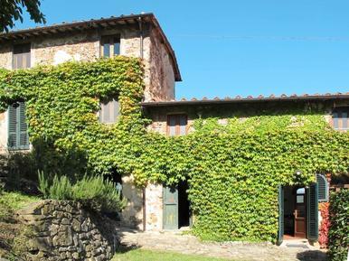 Gemütliches Ferienhaus : Region Pescia für 4 Personen