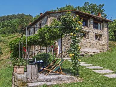 Für 2 Personen: Hübsches Apartment / Ferienwohnung in der Region Pescia