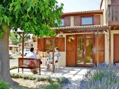 Für 7 Personen: Hübsches Apartment / Ferienwohnung in der Region Languedoc-Roussillon