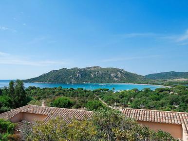 Gemütliches Ferienhaus : Region Korsika für 4 Personen