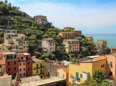 Für 4 Personen: Hübsches Apartment / Ferienwohnung in der Region Ligurien