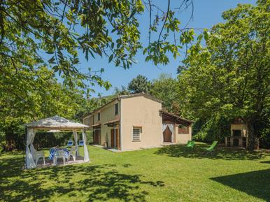Gemütliches Ferienhaus : Region Strettoia für 5 Personen