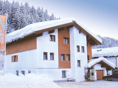 Gemütliches Ferienhaus : Region Vorarlberg für 14 Personen