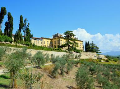 Gemütliches Ferienhaus : Region San Donato in Collina für 4 Personen