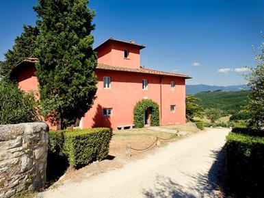 Für 4 Personen: Hübsches Apartment / Ferienwohnung in der Region San Donato in Collina