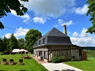 Gemütliches Ferienhaus : Region Normandie für 13 Personen