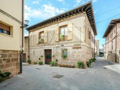 Gemütliches Ferienhaus : Region Baskenland für 10 Personen