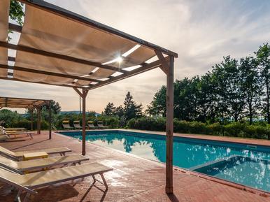 Für 4 Personen: Hübsches Apartment / Ferienwohnung in der Region Pian di Sco'