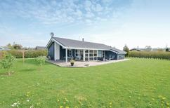 Holiday home 319392 for 6 persons in Følle Strand