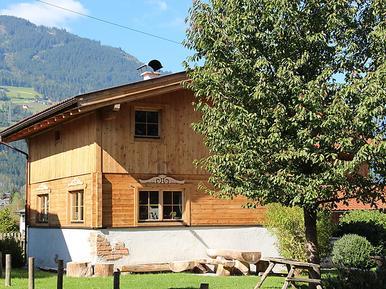 Gemütliches Ferienhaus : Region Zillertal für 10 Personen