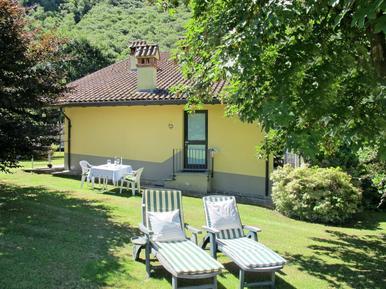 Gemütliches Ferienhaus : Region Colico für 2 Personen