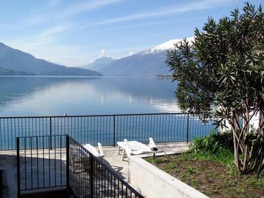 Für 4 Personen: Hübsches Apartment / Ferienwohnung in der Region Gera Lario