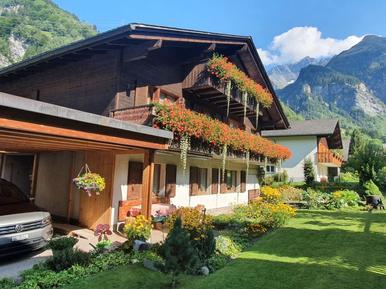 Für 7 Personen: Hübsches Apartment / Ferienwohnung in der Region Ostschweiz