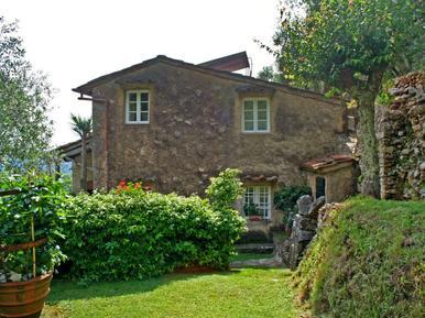 Gemütliches Ferienhaus : Region Pieve di Camaiore für 3 Personen