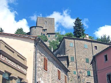 Für 7 Personen: Hübsches Apartment / Ferienwohnung in der Region Montecatini Val di Cecina