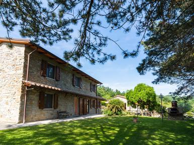 Gemütliches Ferienhaus : Region Dicomano für 7 Personen