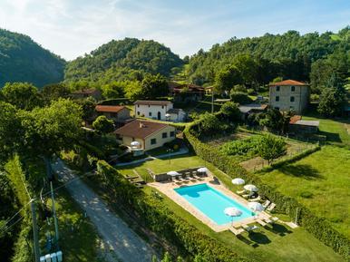Gemütliches Ferienhaus : Region Dicomano für 4 Personen