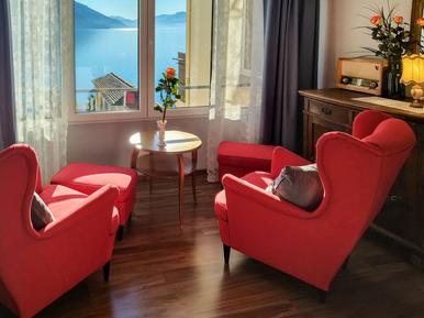Für 10 Personen: Hübsches Apartment / Ferienwohnung in der Region Brissago