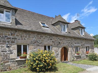 Gemütliches Ferienhaus : Region Bretagne für 11 Personen