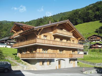 Gemütliches Ferienhaus : Region Wallis für 20 Personen