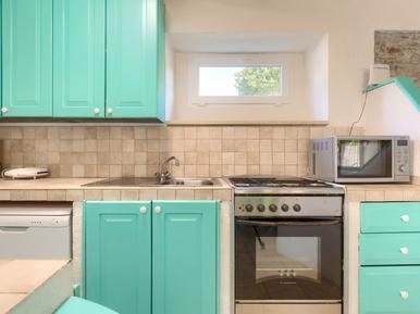 Gemütliches Ferienhaus : Region Rovinj für 10 Personen