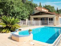 Maison de vacances 337653 pour 8 personnes , Seillans