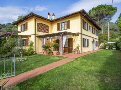 Gemütliches Ferienhaus : Region San Giuliano Terme für 7 Personen
