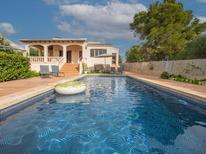 Ferienhaus 338441 für 6 Personen in Cala Pi