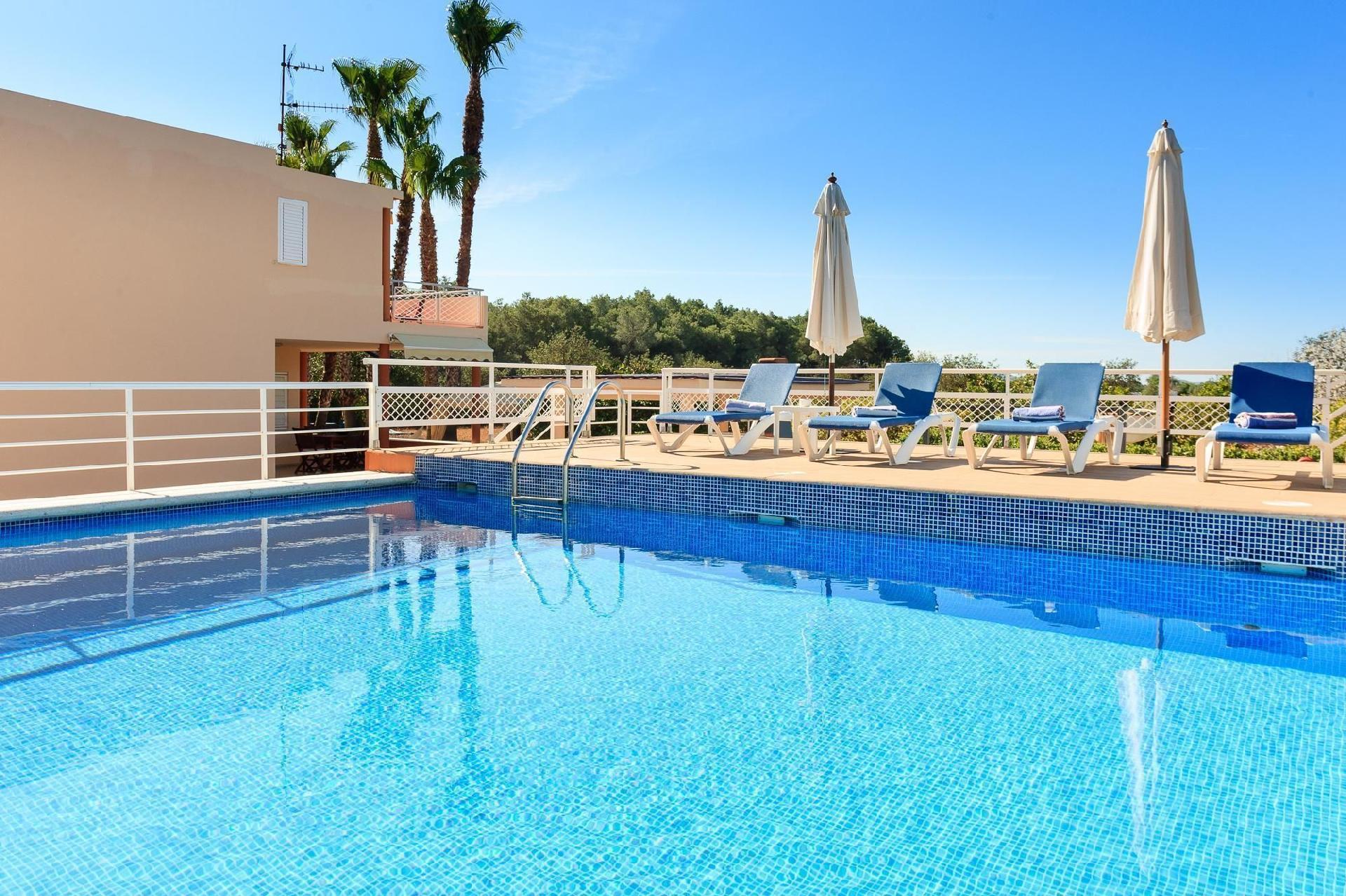 Ferienhaus mit Privatpool für 6 Personen 1 Kind ca 180 m² in Sant Joan de Labritja Ibiza Nordküste von Ibiza