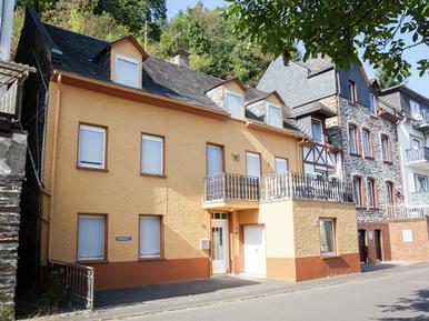 Gemütliches Ferienhaus : Region Mosel-Saar-Ruwer für 8 Personen
