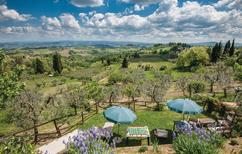 Holiday apartment 350323 for 4 persons in San Gimignano