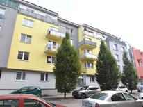Holiday apartment 351158 for 6 persons in Podebrady