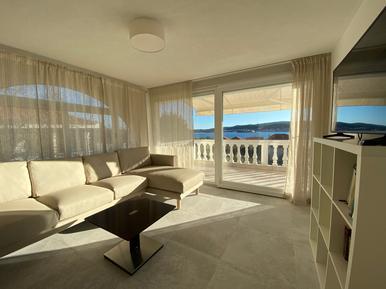 Für 4 Personen: Hübsches Apartment / Ferienwohnung in der Region Kroatische Inseln