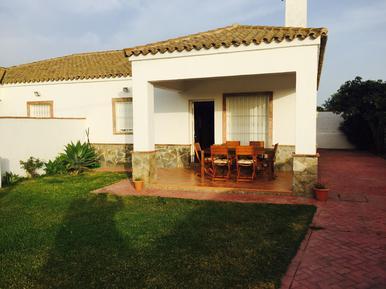 Gemütliches Ferienhaus : Region Costa de la Luz für 6 Personen
