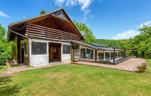 Gemütliches Ferienhaus : Region Brac für 7 Personen