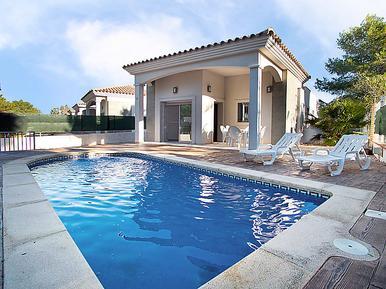 Gemütliches Ferienhaus : Region Costa-Dorada für 6 Personen
