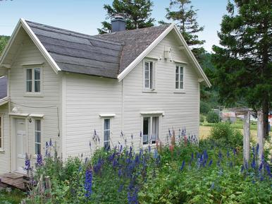 Gemütliches Ferienhaus : Region Troms für 4 Personen