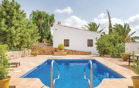 Gemütliches Ferienhaus : Region Costa-del-Sol für 3 Personen
