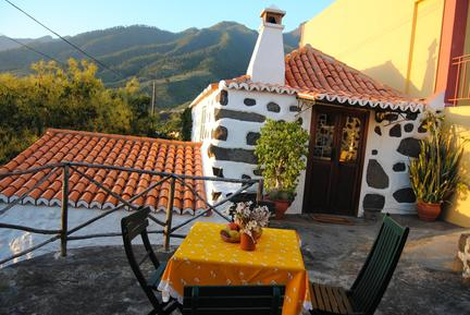 Gemütliches Ferienhaus : Region La Palma für 4 Personen