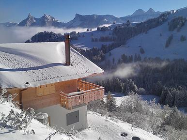 Gemütliches Ferienhaus : Region Schweizer Mittelland für 6 Personen