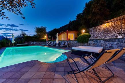 Für 5 Personen: Hübsches Apartment / Ferienwohnung in der Region Malcesine