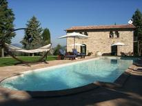 Holiday home 368220 for 8 adults + 6 children in Ramazzano-Le Pulci