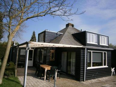 Gemütliches Ferienhaus : Region Zeeland für 7 Personen