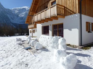 Gemütliches Ferienhaus : Region Oberösterreich für 10 Personen