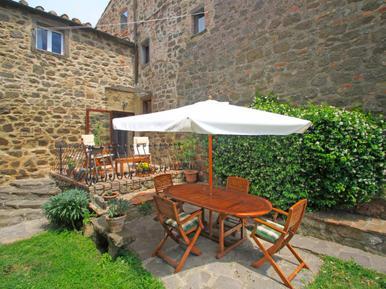 Für 4 Personen: Hübsches Apartment / Ferienwohnung in der Region Montecatini Val di Cecina
