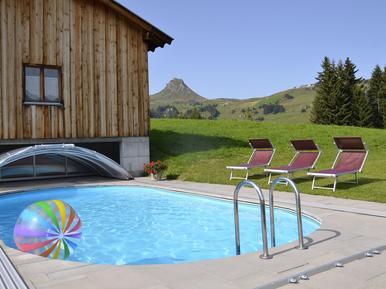 Für 5 Personen: Hübsches Apartment / Ferienwohnung in der Region Vorarlberg