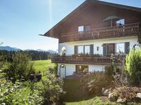 Mieszkanie wakacyjne 382240 dla 6 osób w Steingaden