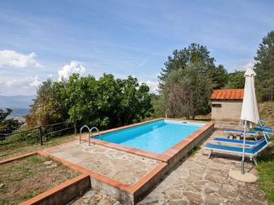 Gemütliches Ferienhaus : Region Pian di Sco' für 5 Personen
