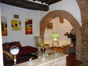 Für 8 Personen: Hübsches Apartment / Ferienwohnung in der Region Siena