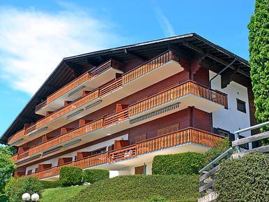 Für 4 Personen: Hübsches Apartment / Ferienwohnung in der Region Waadt